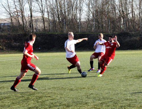 Erste Mannschaft mit 3:1 Testspielsieg gegen SV Weser Leteln II