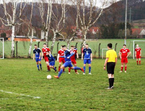 Spielbericht 1. Herren gegen SV Engern