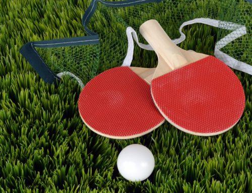Tischtennisnachmittag für Kids am 6. April