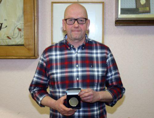 """Michael Seedorf erhält """"Wilhelm-Bredemeier-Gedächtnispreis"""" 2018"""