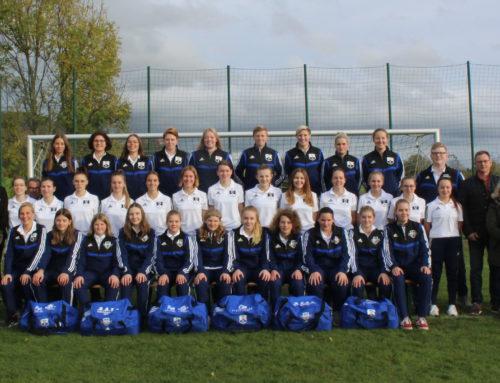 Mega Sponsoring für die Fußball-Frauen