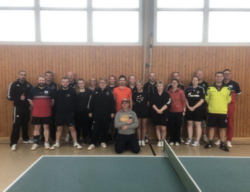 SC-Vereinsmeister 2020: Christine Deppe & Dirk Heisterhagen