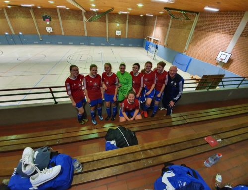 SC Deckbergen-Schaumburg 2 überrascht!