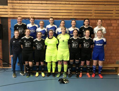 SC Deckbergen-Schaumburg mit zwei Teams bei der Futsal-Bezirksendrunde