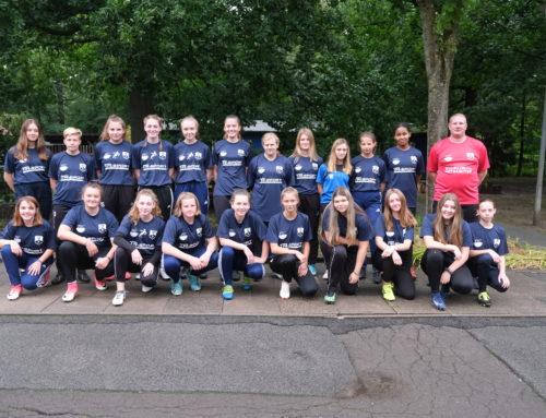 Die B-Juniorinnen der SG Fischbeck/Deckbergen-Schaumburg sind ein Talentschuppen